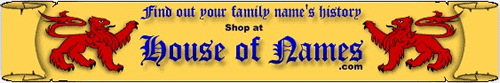 House of Names - Discover your Family Surname Origins and Meaning